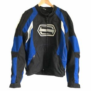 SHIFT racing motorcycle jacket armour padded